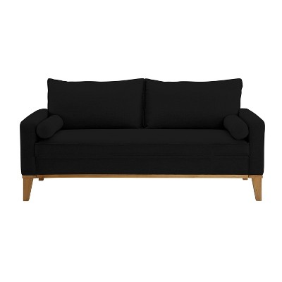 Traynor Sofa Black - Lifestyle Solutions