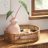 Rattan Basket Natural - Opalhouse™ - image 2 of 3
