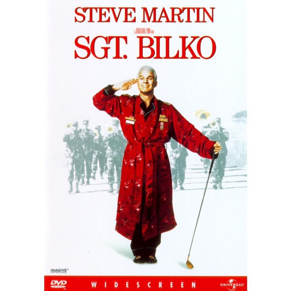 Sgt Bilko (Dvd), Movies