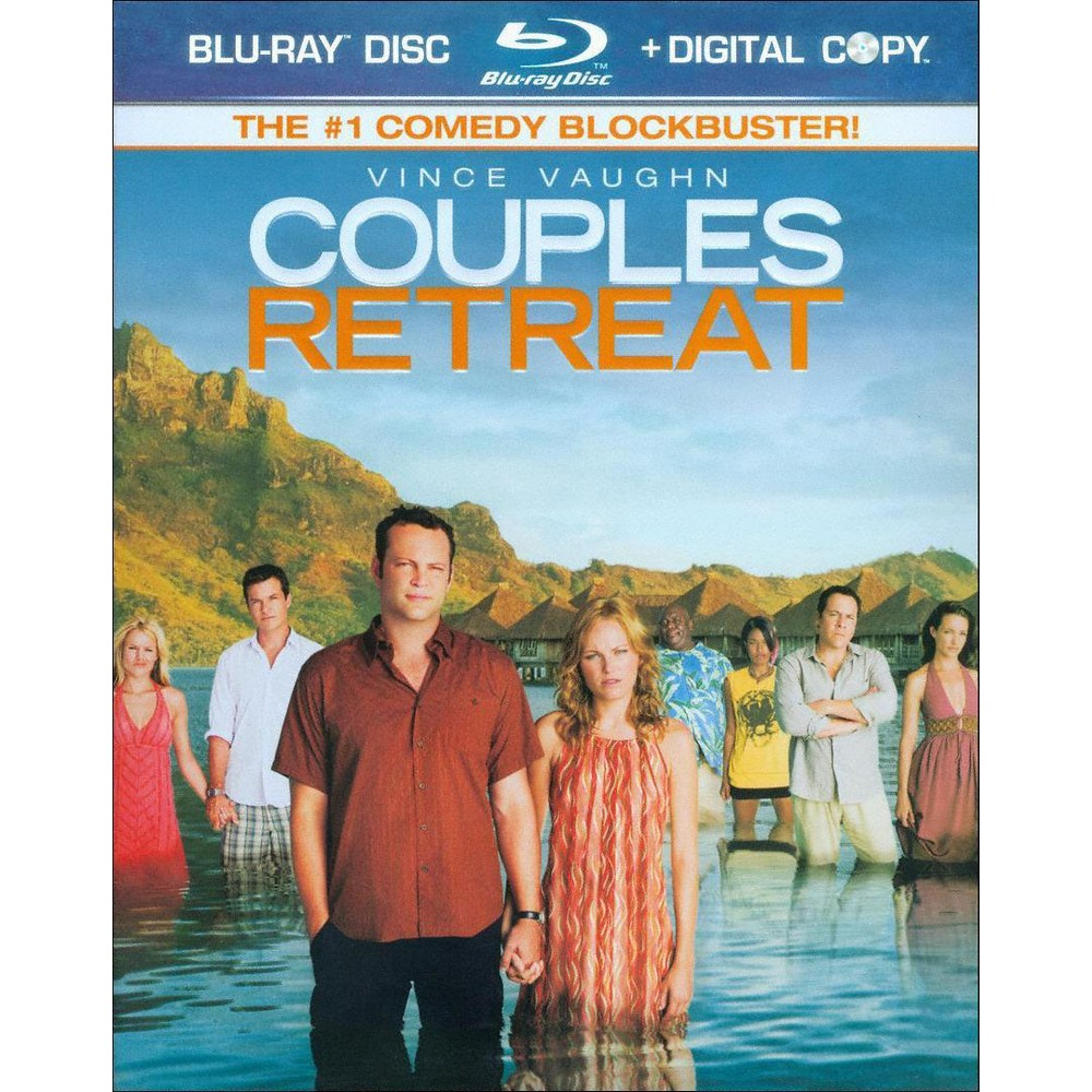 Couples Retreat (Includes Digital Copy) (Blu-ray)
