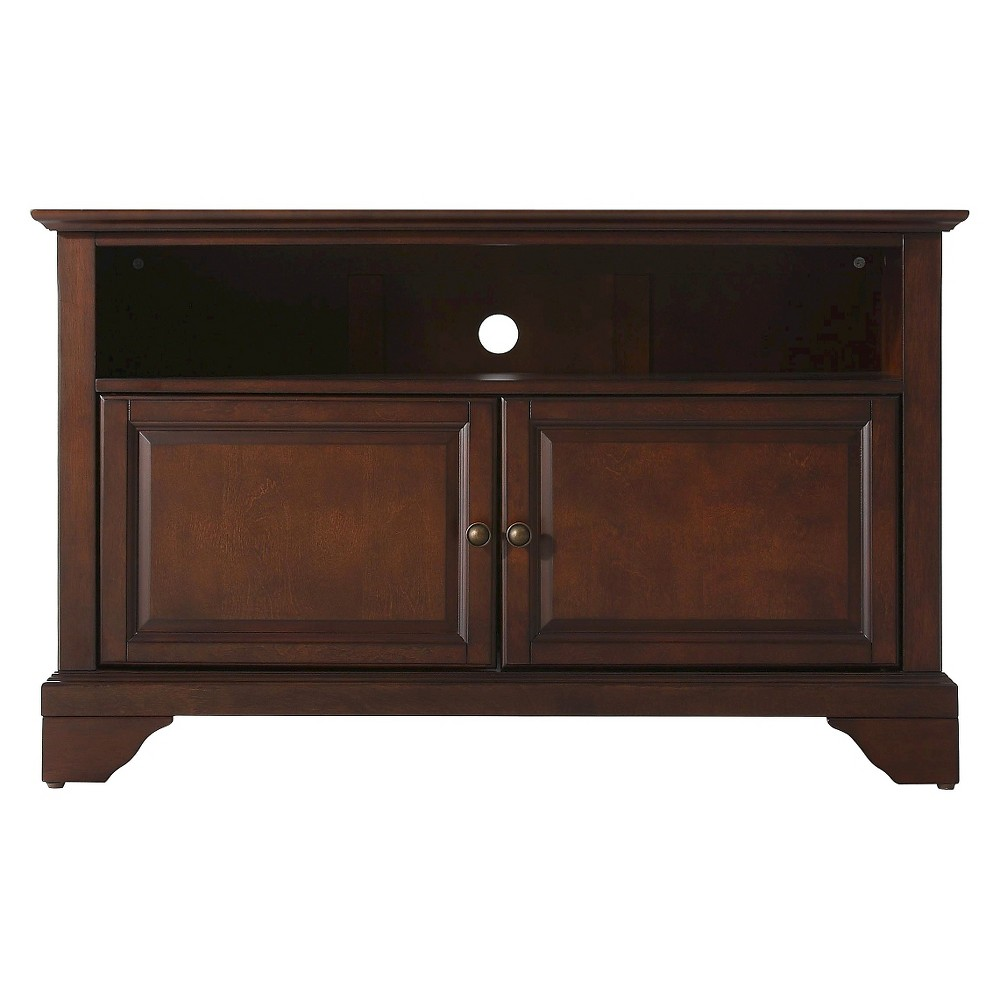 LaFayette Full Size TV Stand - Cherry (Red) (42) - Crosley