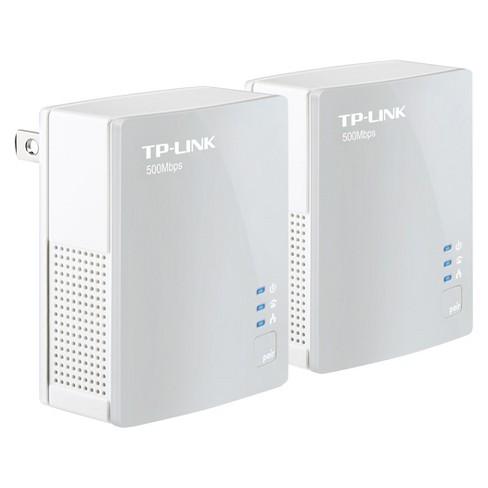 TP-Link AV500 WiFi 5 Powerline Kit - White (TL-PA4010KIT) - image 1 of 4