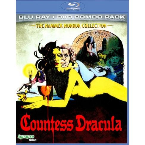 Countess Dracula (Blu-ray) - image 1 of 1