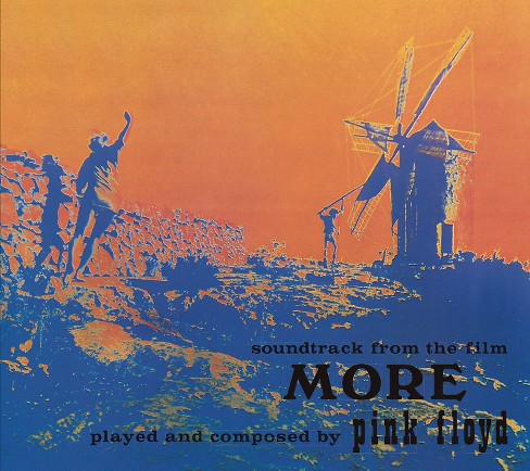 Pink floyd - More (CD) - image 1 of 1