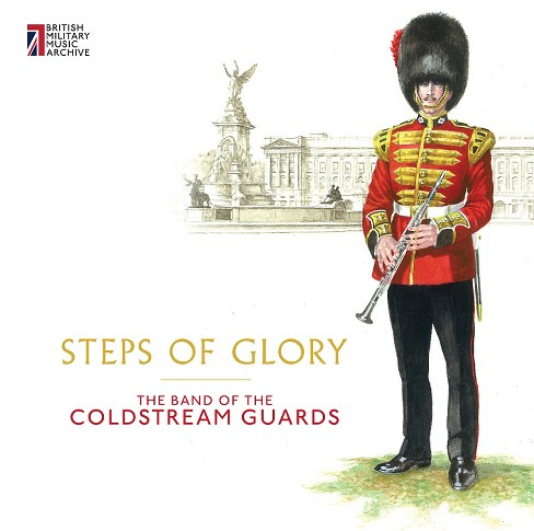Band Of The Coldstre - Steps Of Glory (CD) - image 1 of 1