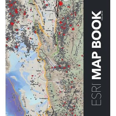 ESRI Map Book, Volume 34 - (Paperback)