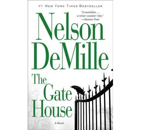 Gate House -  Reissue by Nelson DeMille (Paperback) - image 1 of 1