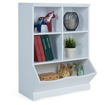 Multi-Cubby Storage Cabinet - White - Danya B.
