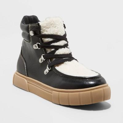 Women's Kimber Sherpa Tongue Boots - Universal Thread™
