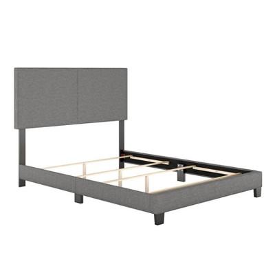 Monroe Linen Upholstered Platform Bed Frame - Eco Dream