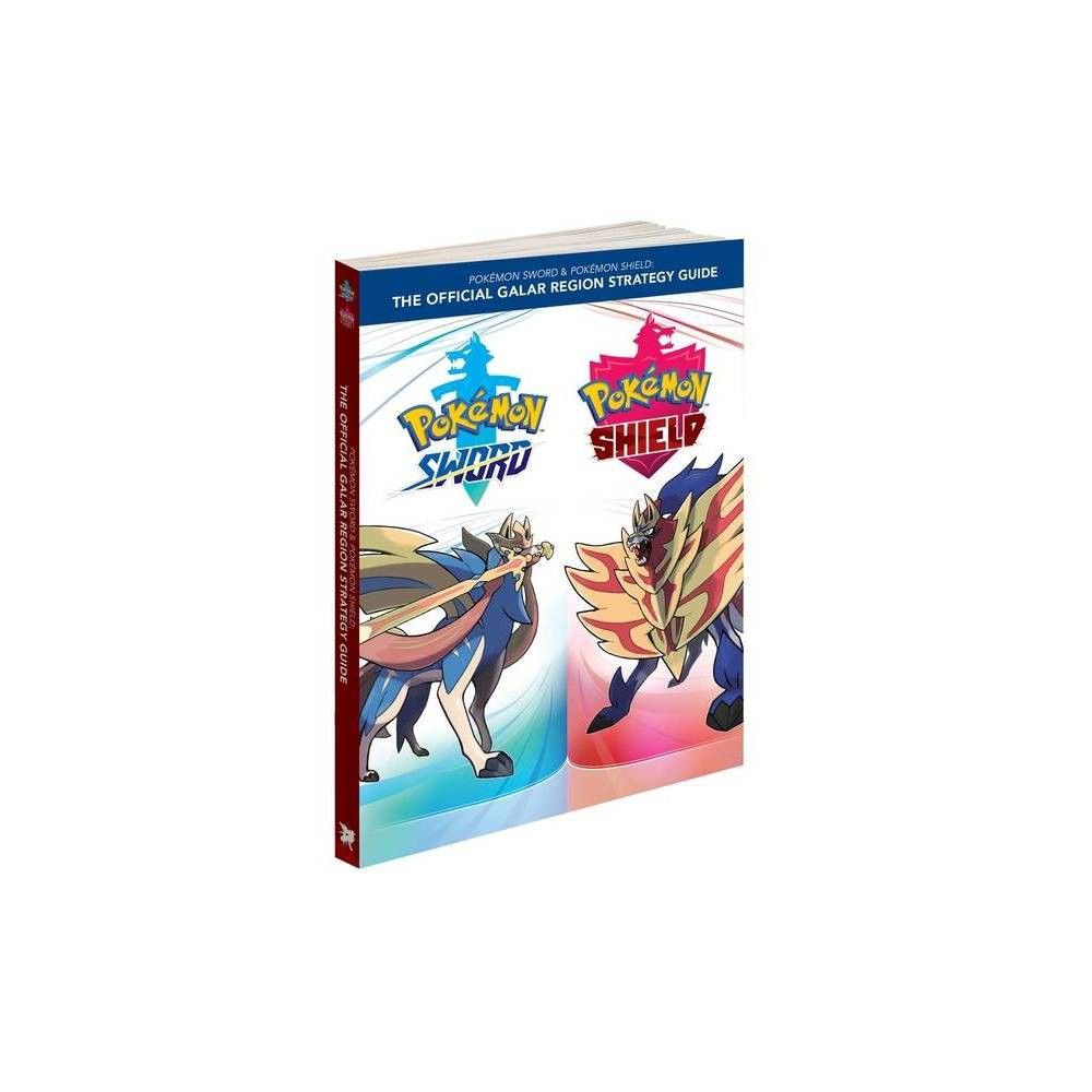 Pokemon Sword & Pokemon Shield - by The Pokemon Company International (Paperback) The official strategy guide from Pokemon for the Pokemon Sword and Pokemon Shield video games. Get the tips you need for each part of your journey with the step-by-step walkthrough and hints in Pokemon Sword and Pokemon Shield: The Official Galar Region Strategy Guide. From your first experiences as a Trainer and all through your adventure, this guide will help you every step of the way! Along the path, you'll encounter different Gym Leaders to defeat, a vast Wild Area full of a variety of Pokemon, and mysteries of legendary proportions. But you'll be ready for it all with this guide!