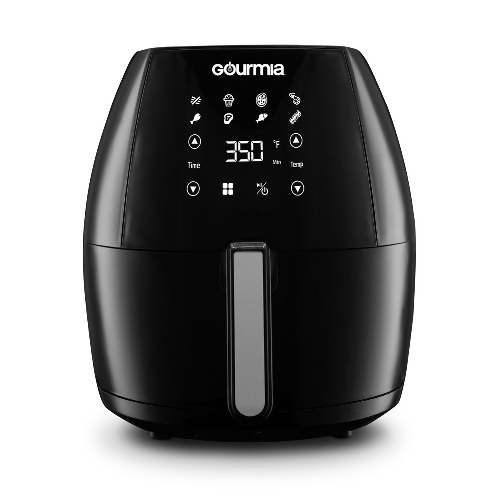 Gourmia 6qt Digital Air Fryer, Black 53767743