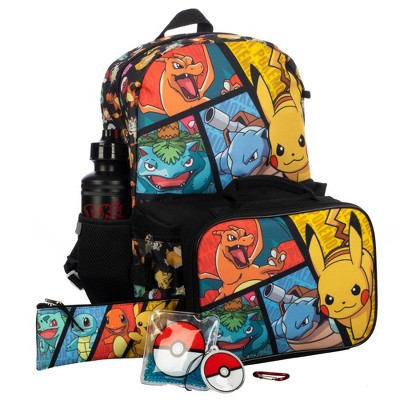"Pokémon 16"" Kids' Backpack Set - 7pc"