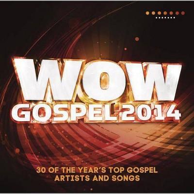 WOW Gospel 2014 (CD)