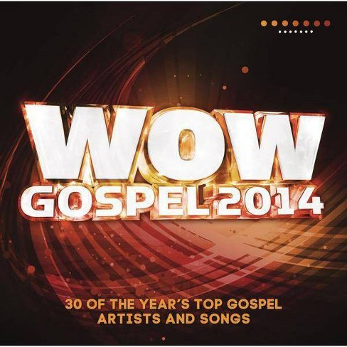 WOW Gospel 2014 (CD) - image 1 of 1