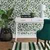 Oslari Wood Writing Desk with Drawers White - Opalhouse™ - image 2 of 4