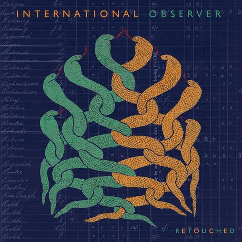 International observ - Retouched (CD) - image 1 of 1