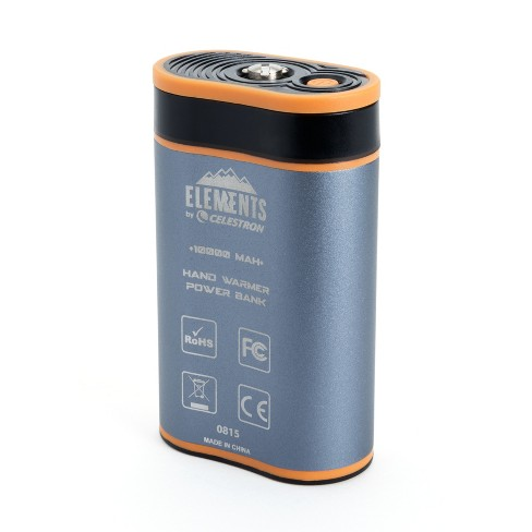 Celestron ThermoCharge 10 Hand Warmer/Charger - Black - image 1 of 5