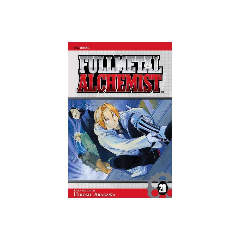 Fullmetal Alchemist Vol 20 Fullmetal Alchemist Paperback By Hiromu Arakawa Paperback