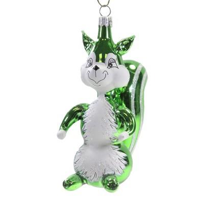 "Italian Ornaments 5.0"" Squirrel Ornament Animal Italian  -  Tree Ornaments"