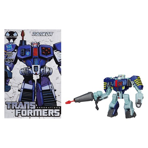 Transformers Generations Deluxe Tankor Action Figure - image 1 of 3