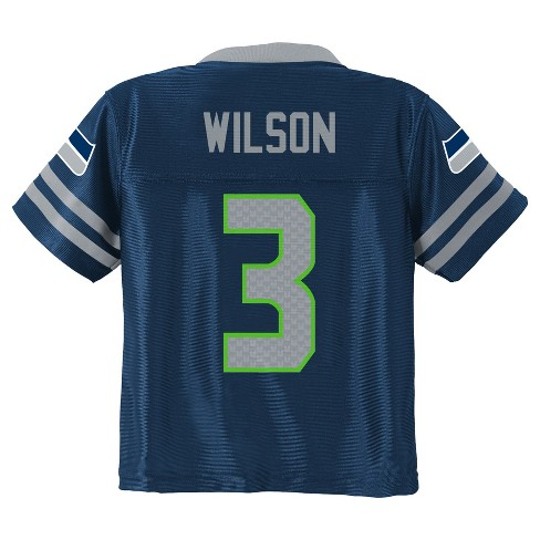 best website a7e4a c79b7 Seattle Seahawks Toddler Player Jersey 3T