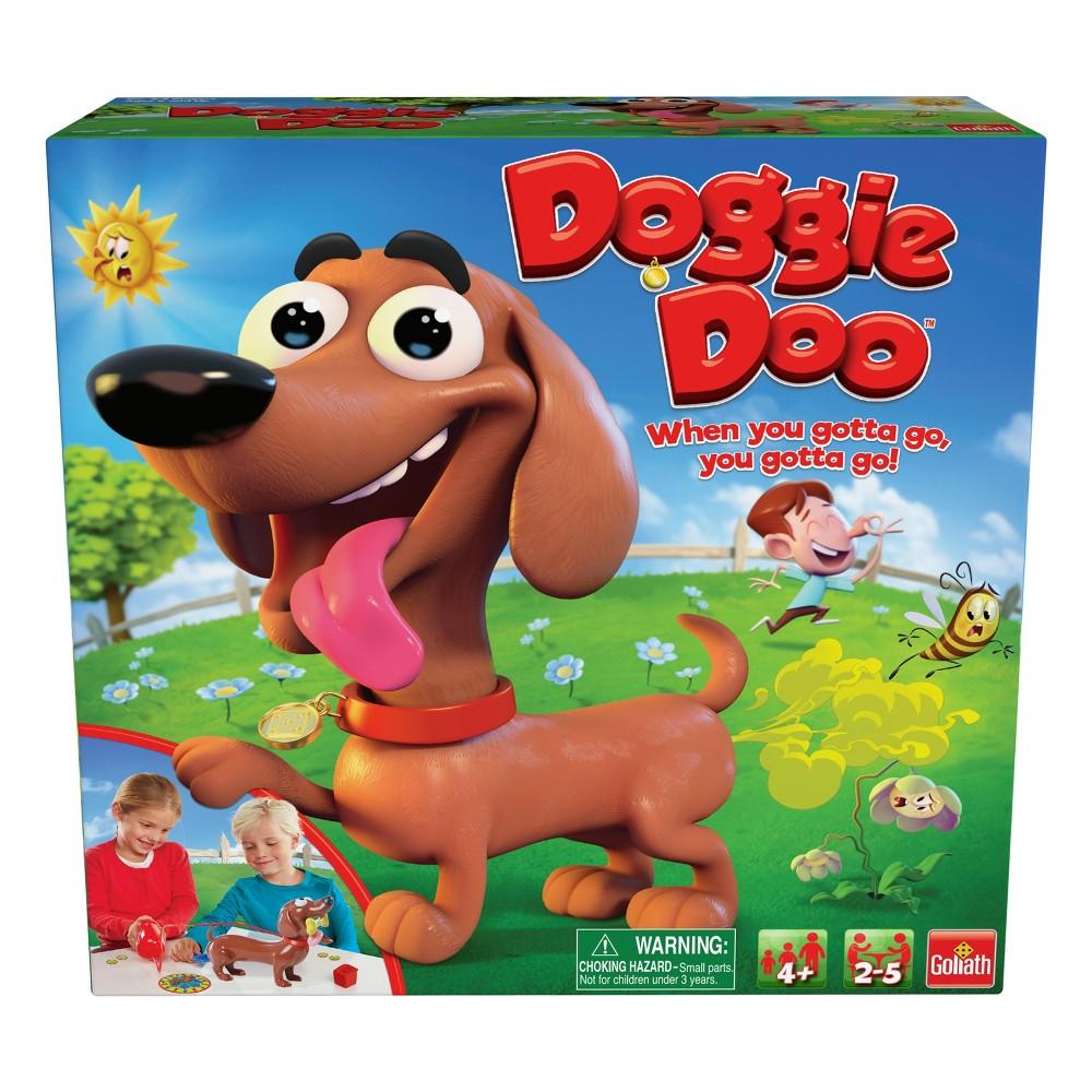 Ean 8711808306837 Goliath Games Doggie Doo Game