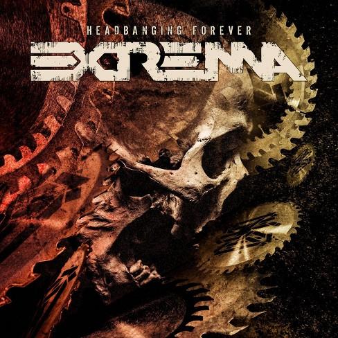 Extrema - Headbanging Forever (CD) - image 1 of 1