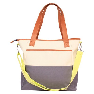 Color Block Tote Diaper Bag - Cloud Island™