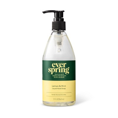 Hand Soap: Everspring Liquid