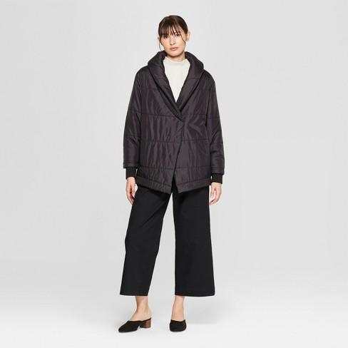 07a5a1348 Women's Long Sleeve Puffer Jacket - Prologue™ Black