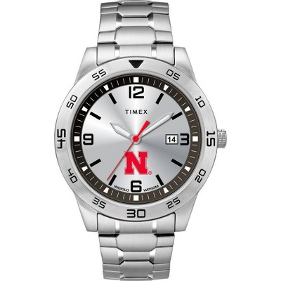 NCAA Nebraska Cornhuskers Men's Tribute Collection Citation  Watch