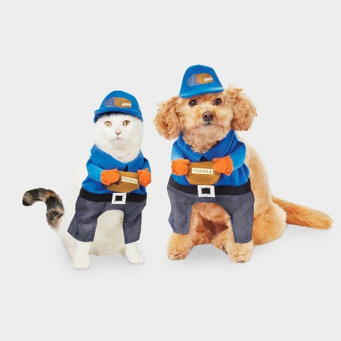 Delivery Halloween Dog and Cat Costume - Hyde & EEK! Boutique™ - image 1 of 3