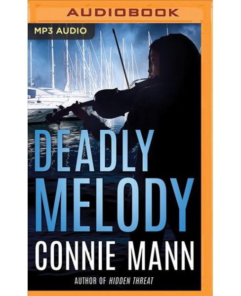 Deadly Melody -  (Safe Harbor) by Connie Mann (MP3-CD) - image 1 of 1
