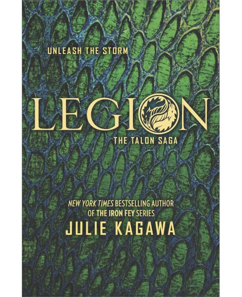 Legion -  Reprint (Harlequin Teen) by Julie Kagawa (Paperback) - image 1 of 1