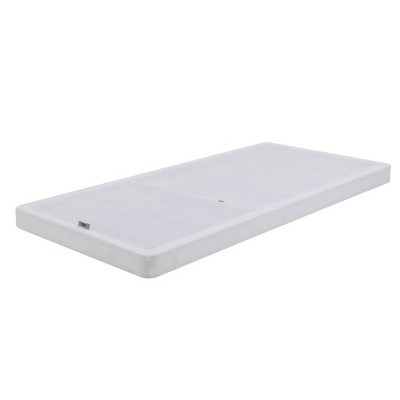 "Queen 4"" Atlas Low Profile Box Spring Replacement - Jubilee Mattress"