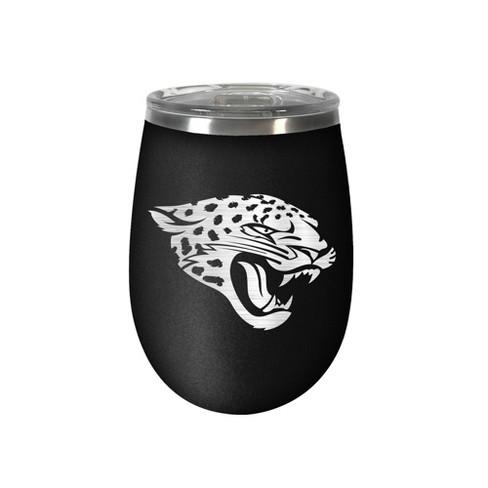 NFL Jacksonville Jaguars Stealth Wine Tumbler - 12oz - image 1 of 1