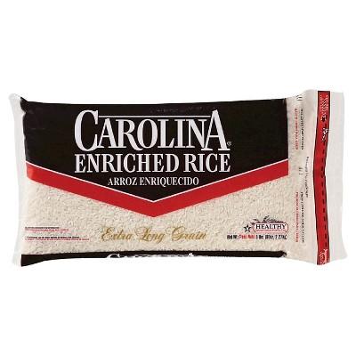 Carolina Enriched Rice - 5lb