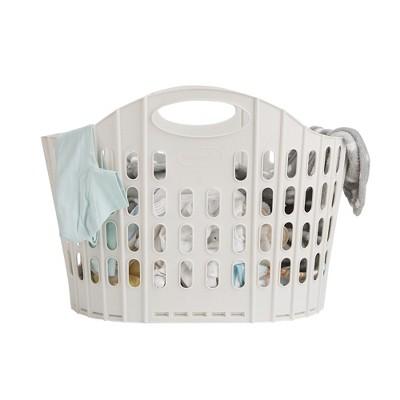 Mind Reader Collapsible Laundry Basket 38 Liter/10 Gallon