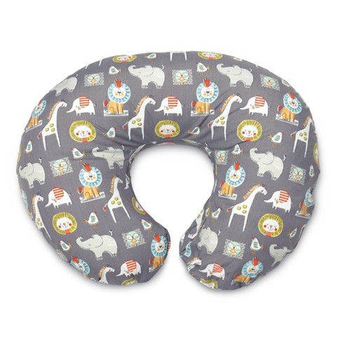 Boppy Sketch Slate Nursing Pillow and Positioner - Gray - image 1 of 4