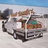 Snap Loc SLSB4FA E Track 1000 Pound Capacity Steel Single Strap Truck Trailer Bed Anchor (5 Pack) - image 2 of 4