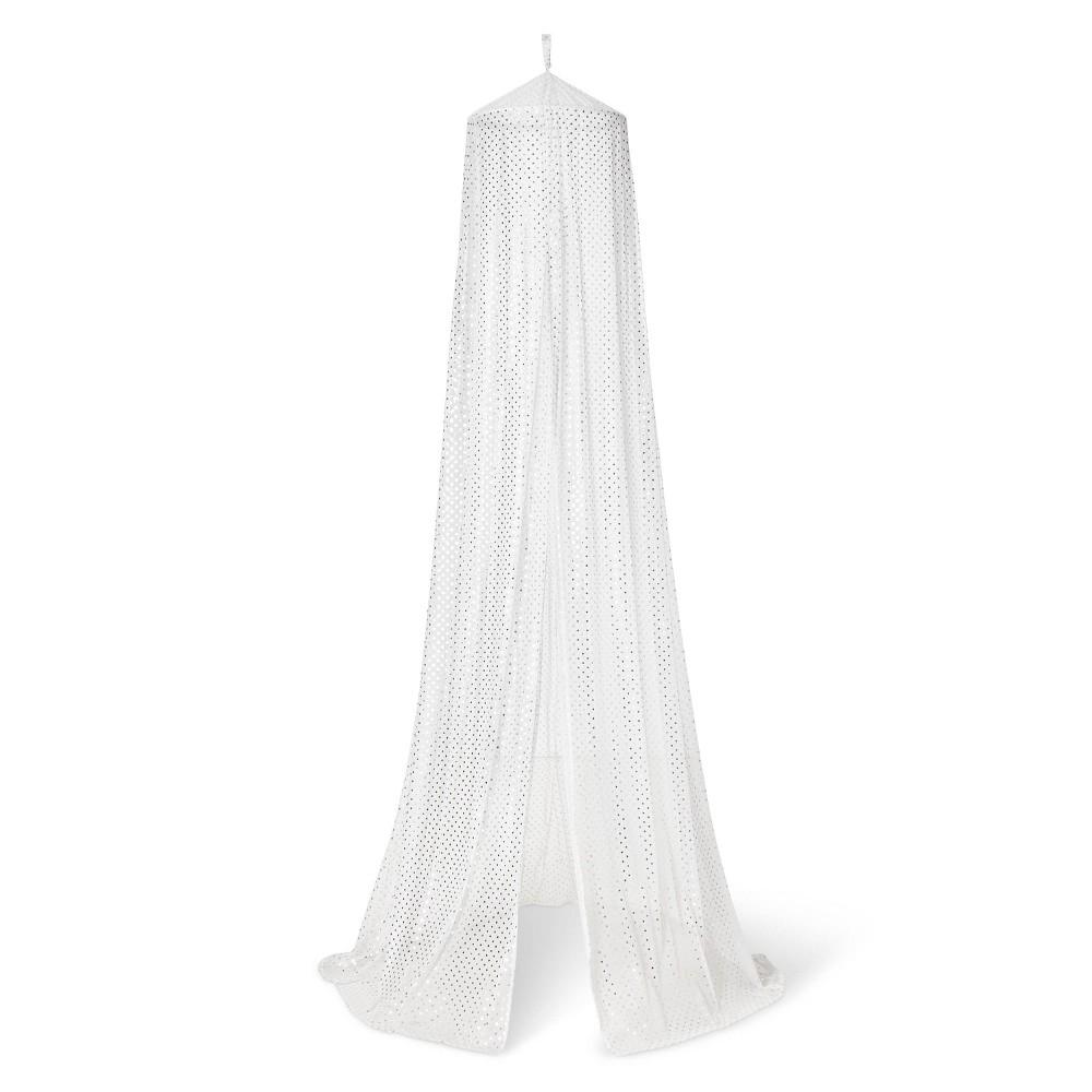 Image of Mesh Foil Star Canopy - Pillowfort