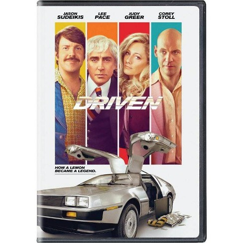 Driven (DVD) - image 1 of 1