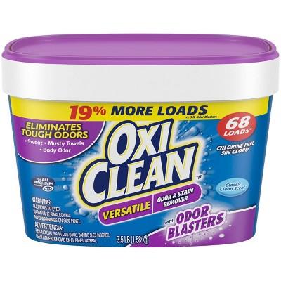 OxiClean Odor Blasters Versatile Stain Remover - 56oz