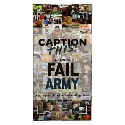 Brandable Fail Army The Game