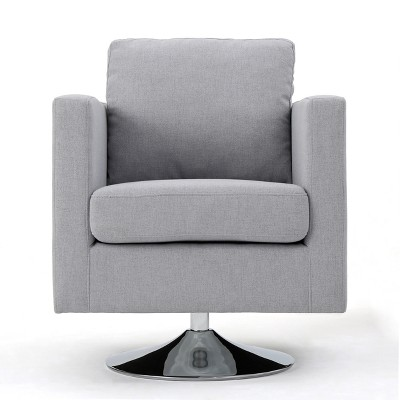 Holden Modern Swivel Accent Chair - Christopher Knight Home