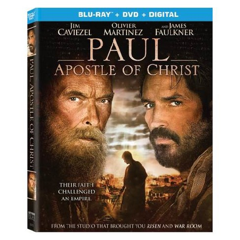Paul, Apostle Of Christ (Blu-ray + DVD + Digital Combo Pack) - image 1 of 1