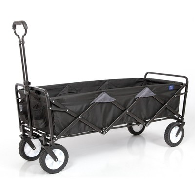 Mac Sports Extended Wagon - Black