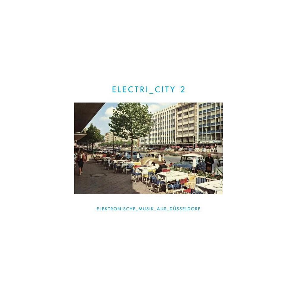Various - Electri City 2 (Vinyl)
