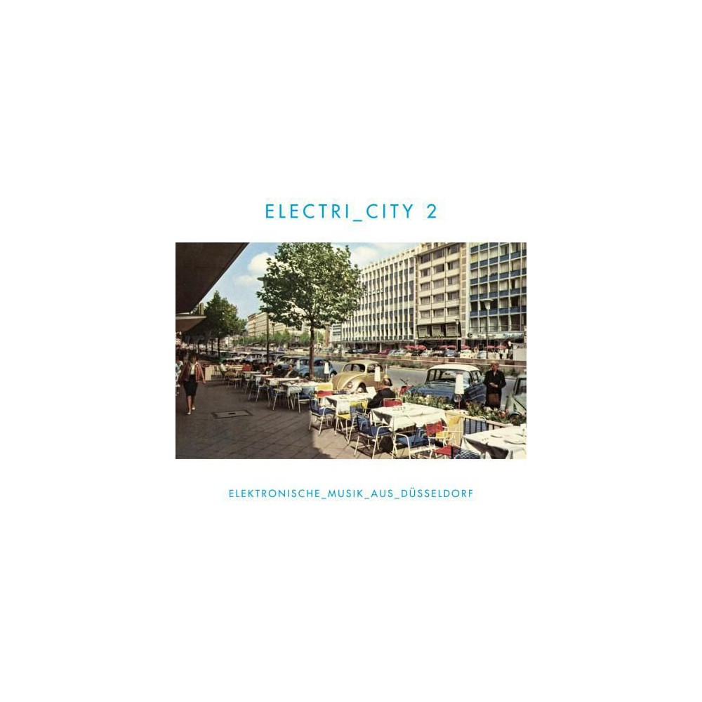 Various - Electri City 2 (CD)